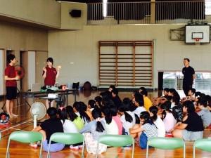 2014年愛媛県宇和島市明倫小学校