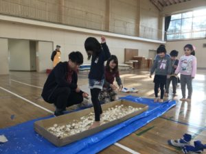 2018年2月16日 綾北小学校(1)