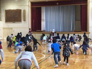 2018年2月16日 天台小学校(1)