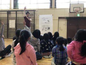 2018年2月16日 天台小学校(2)